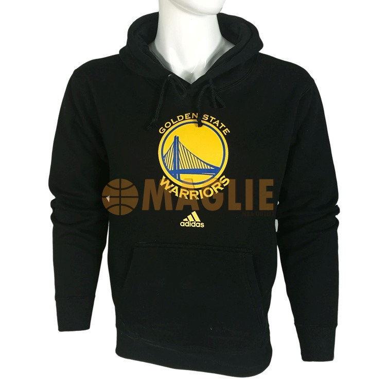 Acquista Sconto Felpe Con Cappuccio NBA Golden State Warriors Nero City 4452d168a06a