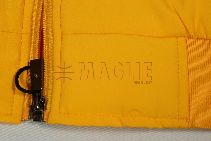 ... Acquista Sconto Giacca NBA Los Angeles Lakers Giallo ... 4c4d33a7fff0