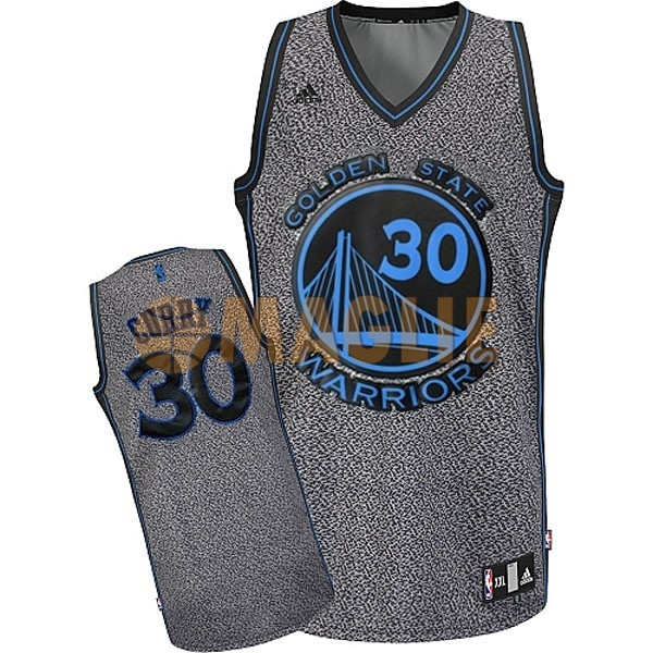 Acquista Sconto Maglia NBA 2013 Fashion Statico Golden State NO.30 Curry