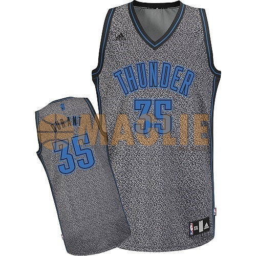Acquista Sconto Maglia NBA 2013 Fashion Statico Oklahoma City Thunder NO.32 Durant
